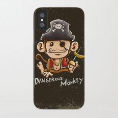 Dangerous Monkey! Slim Case iPhone X