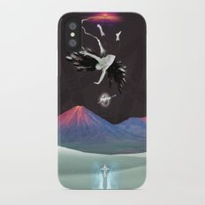 the Fallen iPhone X Slim Case