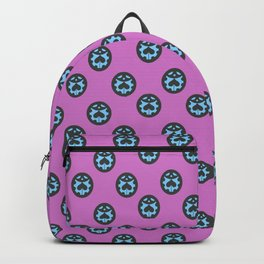 JoJo - Giorno Giovanna Pattern [Anime Ver.] Backpack