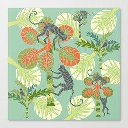 Jungle Call Canvas Print
