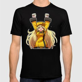 Millia Celebrates (A Little Too Early) T-shirt