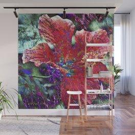 Floral Dream World Wall Mural