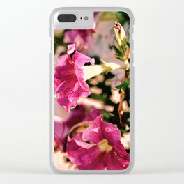 PS I LOVE YOU Clear iPhone Case