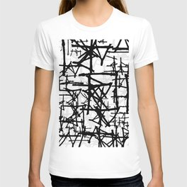 Abstract1on T-shirt