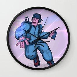 On the Run 2099 Wall Clock