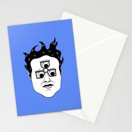 Gool Third Eye Pince Nez Stationery Cards