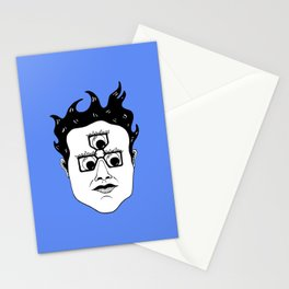 Gool Third Eye Pince Nez Stationery Cards