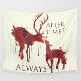 Always Wall Tapestry
