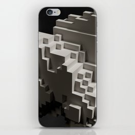 Shaping Identity iPhone Skin