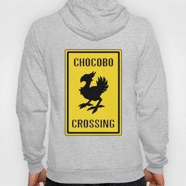 FINAL FANTASY: WARNING, CHOCOBO CROSSING Hoody