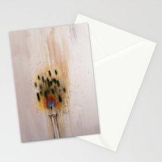 Burn Down Pretty Stationery Cards