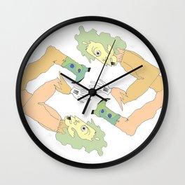 Jokers Wall Clock