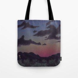 Darker Colors Tote Bag