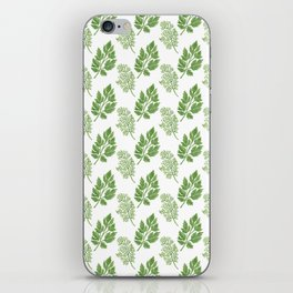 Dill and Parsley iPhone Skin