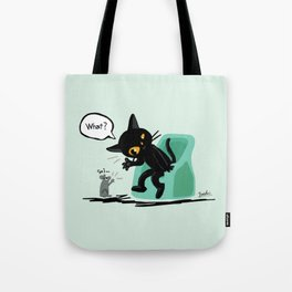 Listen well Tote Bag