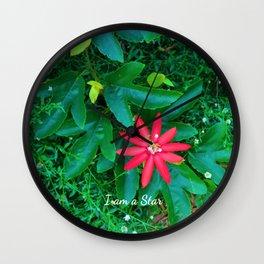 I am a Star, Gift Wall Clock