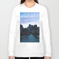 metropolis Long Sleeve T-shirts featuring Metropolis by Pan Kelvin