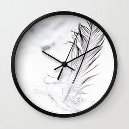 RUFFLED Wall Clock