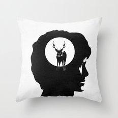 Hannibal - Apéritif Throw Pillow