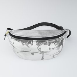 FADED BEAT Fanny Pack
