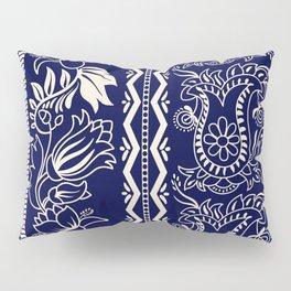 Traditional Ethnic Pattern Pillow Sham