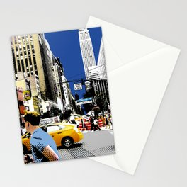 West 34th Street - NYC Stationery Cards