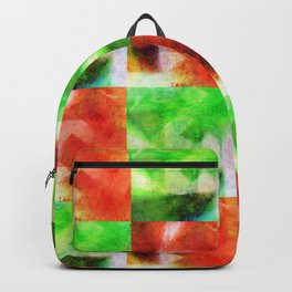 Apple Chequers Backpack