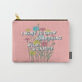 Wild & Unruly Carry-All Pouch