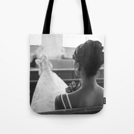 Be still - by Thaler Photography Tote Bag