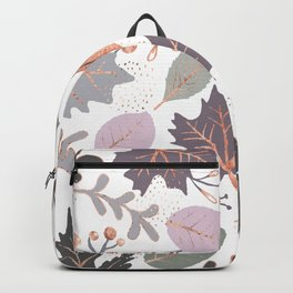 Collage plants Backpack