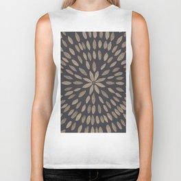 Mandala Flower #5 #drawing #decor #art #society6 Biker Tank
