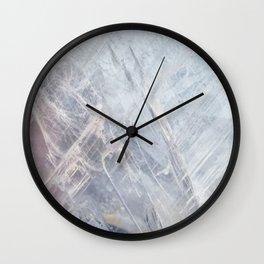 Linear Quartz Wall Clock
