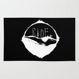 Mountains Ride Rug