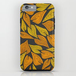 Autumn Night iPhone Case