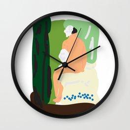 Ingres Wall Clock