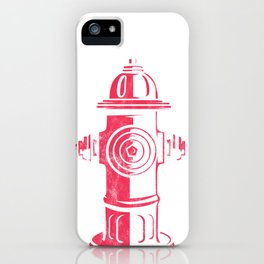 I'd Tap That Fire Hydrant  iPhone Case