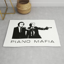 Piano Mafia - Chopin, Liszt Rug
