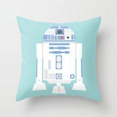 #92 R2D2 Throw Pillow