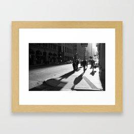 Leidesdorff Framed Art Print