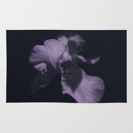 Flower in the Dark Rug