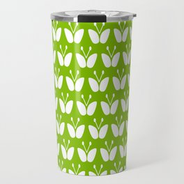 stylised butterflies Travel Mug