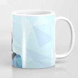 Iemanjá Geométrica Coffee Mug