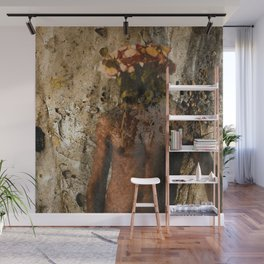 'THE ROSES OF HELIOGAVALOS' (1895). SONNET BY IOANNIS GRYPARIS 1016 Wall Mural