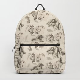 CRAZY HORSES Backpack