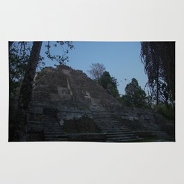 Lamanai High Temple Hour of the Jaguar Rug