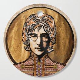 Boho Beatle (John) Cutting Board