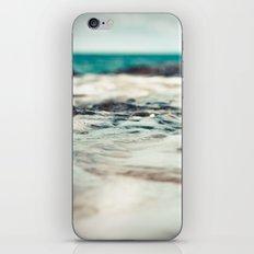 Kauai Sea Foam iPhone Skin