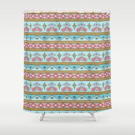 Batik Style 8 Shower Curtain