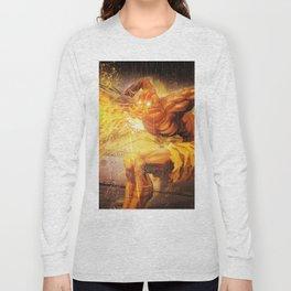 Dhalsim Long Sleeve T-shirt