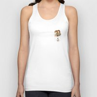 larry stylinson Tank Tops featuring Pocket Larry 2 by Aki-anyway